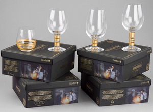 Morberg Exclusive Water Glass 4-pack