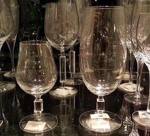 Unique White Wine Glass