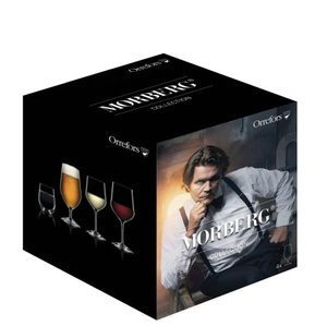 Morberg Collection Red Wine 4-pack -Orrefors