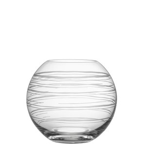 Graphic Vase Globe Medium