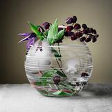 Graphic Vase Globe Medium