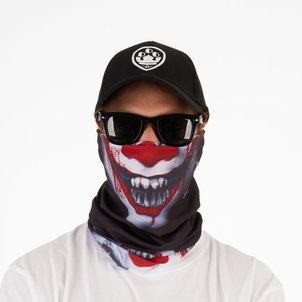 SS Multiscarf  -  Fucked up joker - Clown