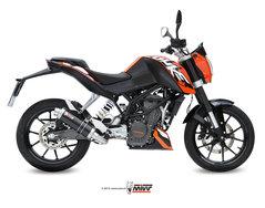 MIVV - GP Black steel Full system