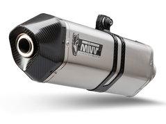 MIVV - Speed Edge Rostfritt Helsystem