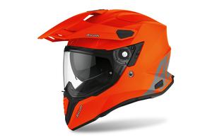 Airoh Commander - Orange Matt
