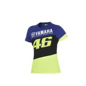 Yamaha VR46 t-shirt för kvinnor