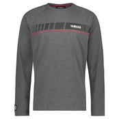 REVS Men's Long Sleeve T-shirt - Grå