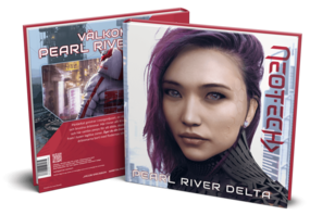 Neotech Edge - Pearl River Delta