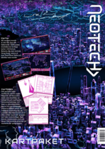 Neotech Edge - Kartpaket
