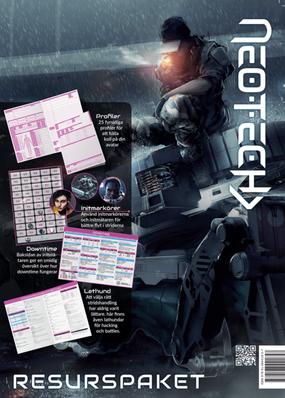 Neotech Edge - Resurspaket