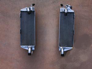 Kylare H & V Husqvarna (Husky) CR/WR 400/430/500  1984-88