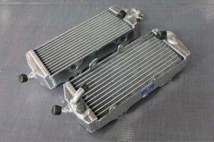 Kylare  H & V  KTM  EXC 250 2003-07 (M.uttag f. temp.sensor f.fläkt)