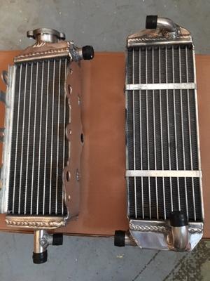 Kylare H & V Suzuki RM 125 1991-92