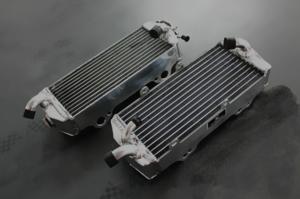 Kylare H & V KTM EXC 400/520/540 2000-02,250EXC 2002 m.uttag f. givare .termostat,fläkt