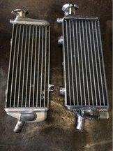 Kylare H & V  KTM SX 125/150/250  2014-16