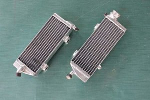 Kylare  H & V KTM  SX-F 450 2007-12,SX-F 505 2008