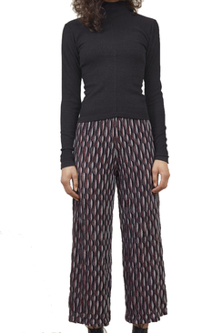 Cropped Trousers Ruby