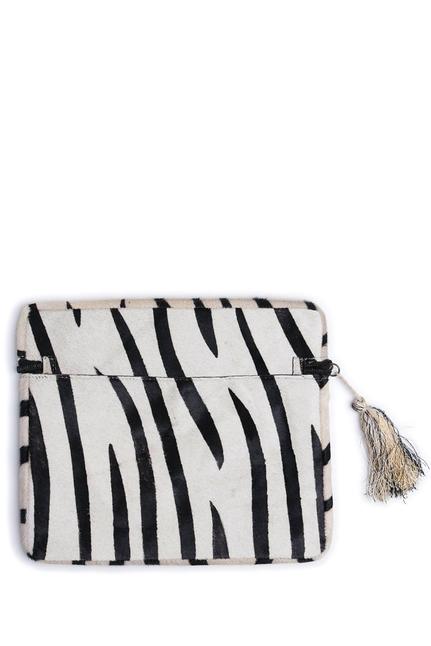 Zebra Clutch