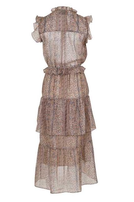 Selma  Printed  Dress