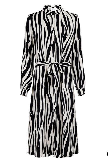 Bristol Mega Zebra Dress