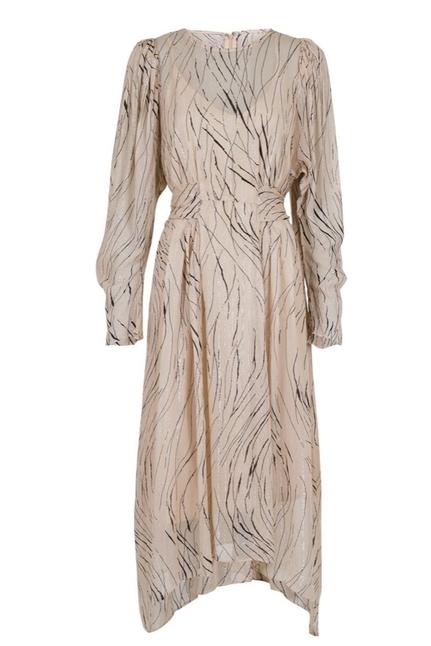 Vivian Slim Graphic Dress