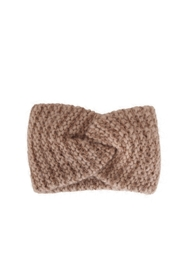 Dina Knitted Headband w/lurex