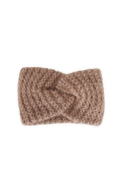 Dina Knitted Headband w/lurex