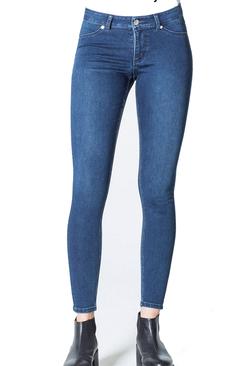 Mid Spray Supreme Blue Jeans