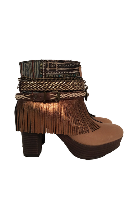 High Heel Boots - Emonk Ibiza