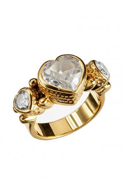 Honey Guld Ring