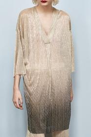 Melisa Ombre Kaftan Dress