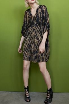 Kristin  Spine Shirt Dress