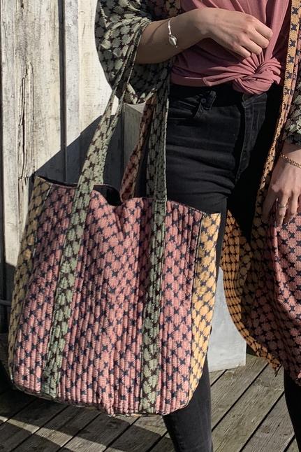Luna Quilt Bag