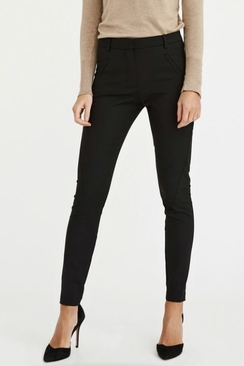 Angelie Black Jegging Pants