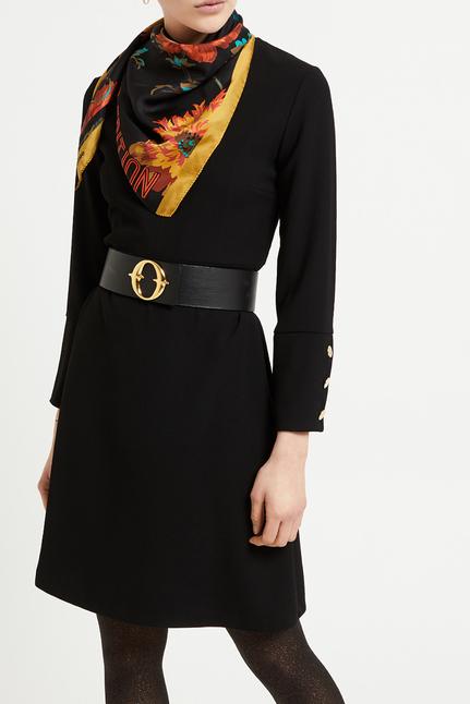 Bellshape Midi Dress