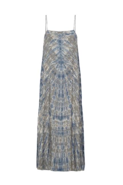 Laurette Spine Long Slip Dress
