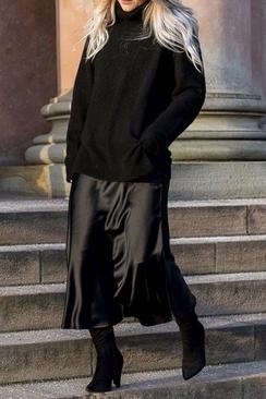 Bovary Black Skirt