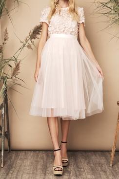 Flawless Skirt Soft Pink