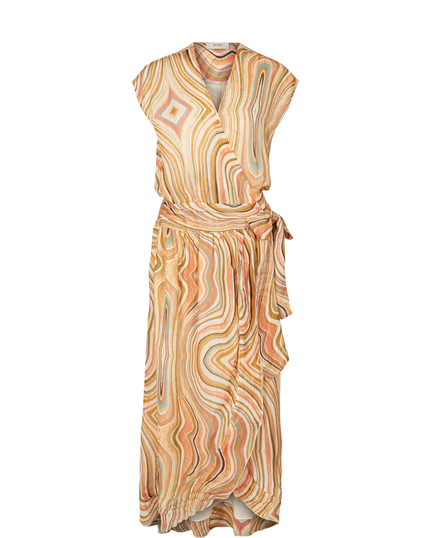 Alexa Swirl Dress