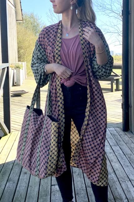 Luna Multi Kimono