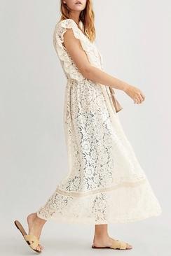 Ava Kimono Dress