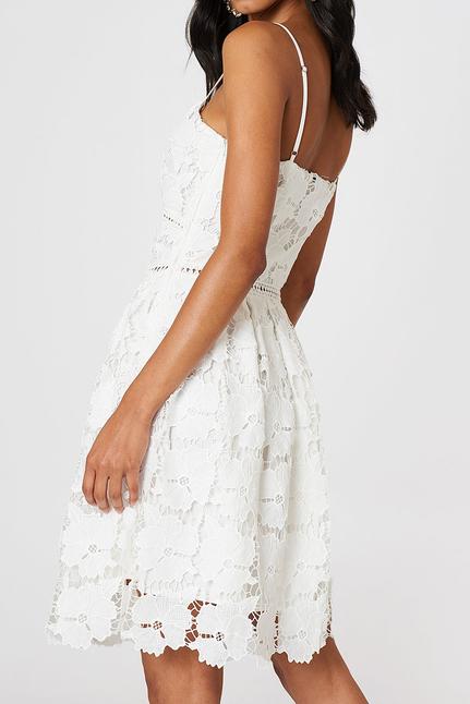 Lace Strap Dress