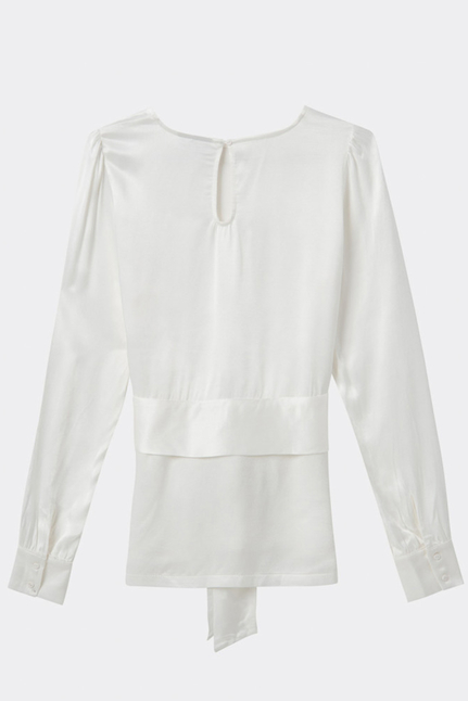 Alkira Long Sleeved Blouse