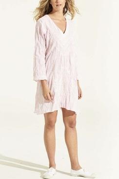 Pink Middy Goa Dress