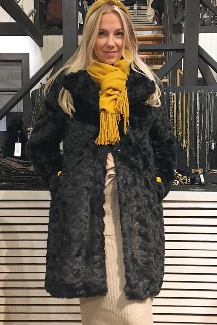 Ballerine Fake Fur