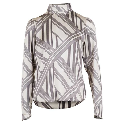 Antoine Graphic Blouse