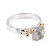 Malö Silver Ring