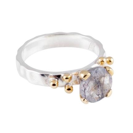 Malö Ring Silver