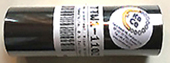 Färgband B110 svart, vaxbaserat