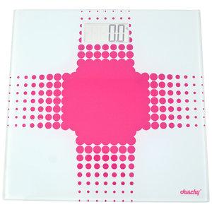 Waga łazienkowa PINK różowa